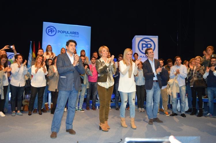Acto PP Madrid
