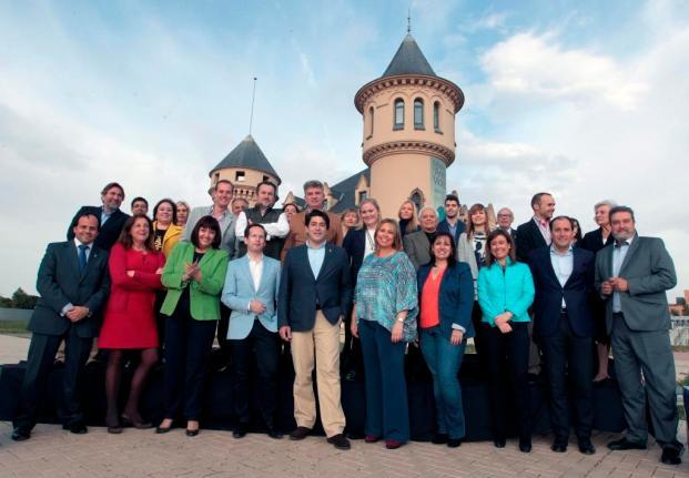 FOTO candidatos 2015